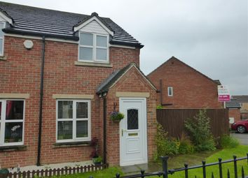 Thumbnail 2 bedroom semi-detached house for sale in Dean Road, Scunthorpe