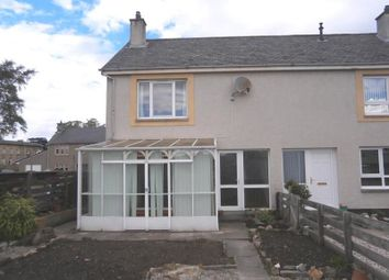 Thumbnail 2 bedroom semi-detached house to rent in Priory Place, Elgin