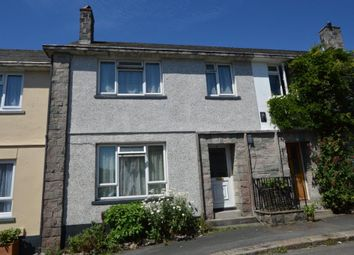 Thumbnail 3 bed terraced house for sale in Brooke Close, Saltash, Cornwall