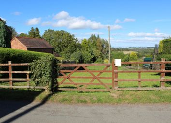 Land for sale in The Village, Abberley, Worcester WR6