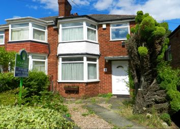 Thumbnail 3 bed semi-detached house for sale in Ermington Crescent, Hodge Hill, Birmingham