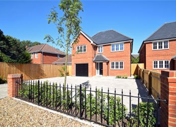 Thumbnail 5 bedroom detached house for sale in St. Marks Road, Binfield, Berkshire