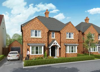 "Thumbnail 4 bed detached house for sale in ""The Warwick"" at Lower Road, Chalfont St. Peter, Gerrards Cross"