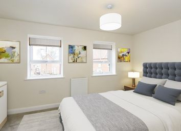 Thumbnail 3 bed end terrace house for sale in Wagtail Avenue, Kibworth Beauchamp, Leicester, Leicestershire