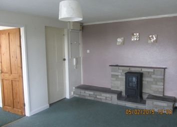 Thumbnail 1 bed flat to rent in Glaston Road, Street