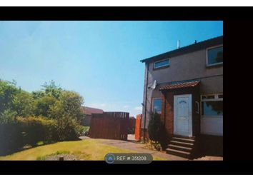 Thumbnail 1 bed terraced house to rent in Morlich Court, Dunfermline