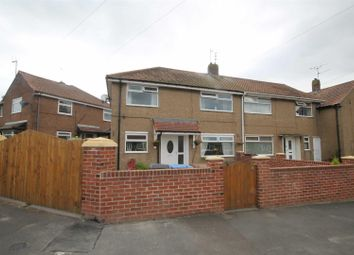 Thumbnail 3 bed end terrace house for sale in Hawes Crescent, Crook