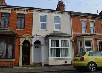 Thumbnail 3 bedroom terraced house to rent in Fife Street, St James, Northampton