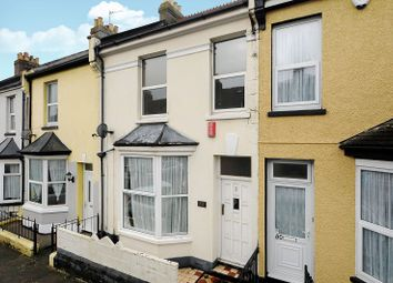 Thumbnail 2 bed terraced house to rent in Fleet Street, Plymouth