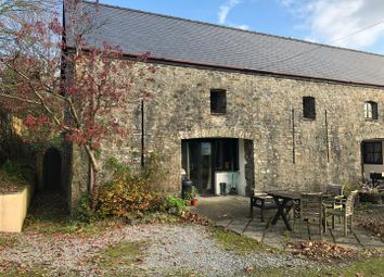Thumbnail 3 bed barn conversion for sale in Taliaris, Llandeilo