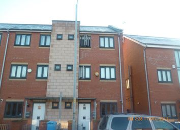 Thumbnail 4 bed town house to rent in Reilly Street, Hulme, Manchester