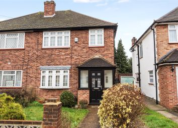 Thumbnail 3 bed semi-detached house for sale in Daleham Drive, Hillingdon, Middlesex