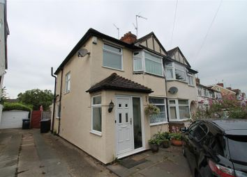 Thumbnail 3 bed semi-detached house for sale in Green Lanes, Hatfield