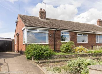 Thumbnail 2 bedroom bungalow for sale in Grammar School Walk, Scunthorpe