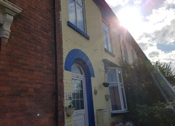 Thumbnail 3 bed terraced house to rent in Startford Road, Wolverton