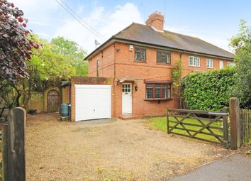 Thumbnail 2 bed semi-detached house to rent in Hayley Green, Warfield