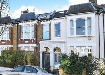 Thumbnail 5 bed terraced house for sale in Abbeville Road, London