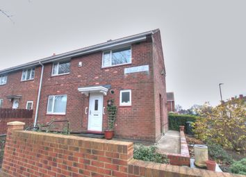 Thumbnail 3 bed semi-detached house for sale in Ormsby Green, Slatyford, Newcastle Upon Tyne