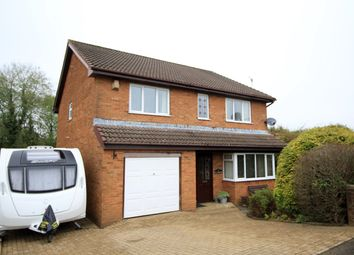 Thumbnail 4 bed detached house for sale in Christchurch Road, Penmaen, Blackwood