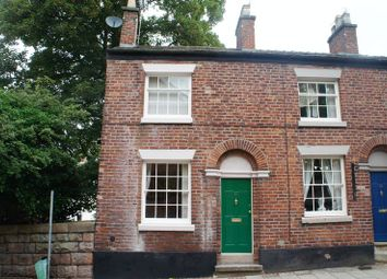 Thumbnail 1 bed end terrace house to rent in Chapel Street, Congleton