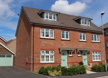 Thumbnail 4 bed town house for sale in Hercules Road, Calne