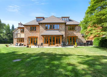 Thumbnail 6 bedroom detached house for sale in Heather Drive, Sunningdale, Berkshire