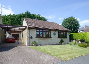 Thumbnail 2 bed detached bungalow for sale in Barbon Close, Chesterfield