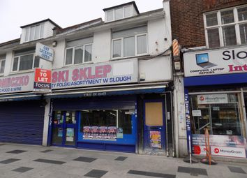 Thumbnail 3 bed flat to rent in High Street, Slough