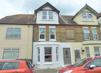 Thumbnail 3 bedroom terraced house to rent in Albion Road, Folkestone