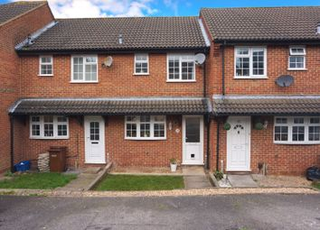 Thumbnail 2 bed terraced house for sale in Christie Close, Chatham