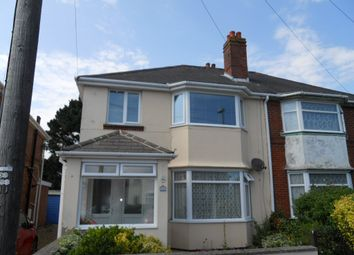 Thumbnail 1 bed flat to rent in Gleadowe Avenue, Christchurch