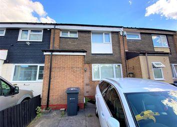 Thumbnail 3 bed terraced house for sale in Kestrel Avenue, Yardley, Birmingham