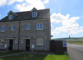 Thumbnail 4 bed semi-detached house for sale in Heol Waunhir, Carway, Kidwelly