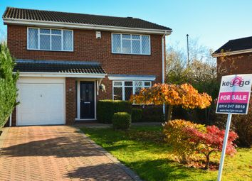 Thumbnail 4 bedroom detached house for sale in Halton Court, Sheffield