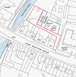 Thumbnail Land for sale in Higher Fold Farm, Windlehurst Road, High Lane, Stockport