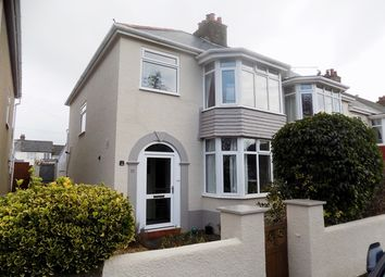 Thumbnail 3 bed end terrace house for sale in Third Avenue, Torquay