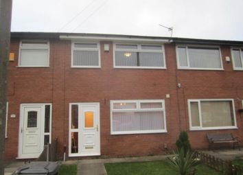 Thumbnail 3 bed town house to rent in Brecon Drive, Hindley Green, Wigan, Greater Manchester