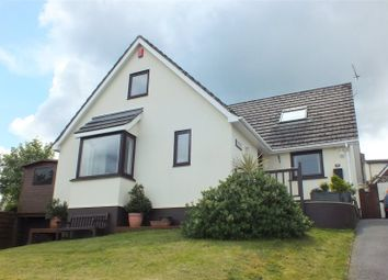 Thumbnail 4 bed detached bungalow for sale in Bevelin Hall, Saundersfoot, Pembrokeshire