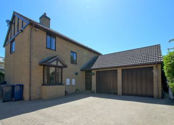 Thumbnail 4 bed detached house for sale in Cabbage Moor, Great Shelford, Cambridge