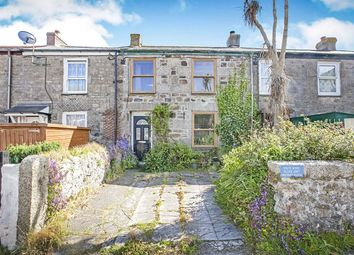 Thumbnail 3 bed terraced house for sale in Fore Street, Beacon, Camborne
