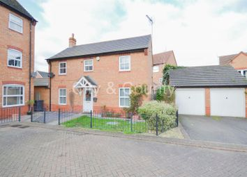 4 bed detached house for sale in Shrub Road, Hampton Vale, Peterborough PE7