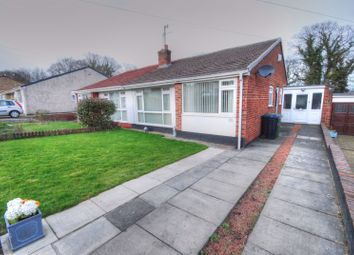 Thumbnail 2 bed semi-detached bungalow for sale in Dene Crescent, Ryton
