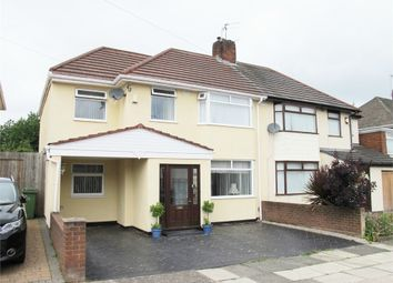 Thumbnail 5 bed semi-detached house for sale in Francis Way, Liverpool, Merseyside
