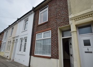 Thumbnail 3 bedroom terraced house to rent in Bowler Avenue, Portsmouth
