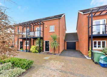 Thumbnail 4 bed semi-detached house to rent in Parkview Way, Epsom