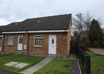 Thumbnail 1 bed end terrace house to rent in Stirling Drive, Hamilton