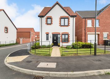 Thumbnail 3 bed detached house for sale in Harvester Way, Clowne, Chesterfield