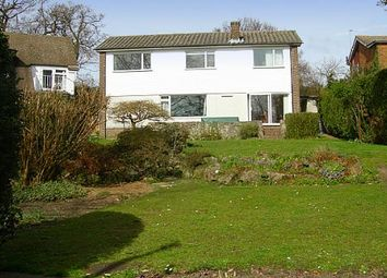 Thumbnail 4 bed detached house to rent in Culverden Down, Tunbridge Wells