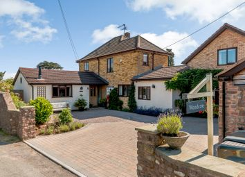 Thumbnail 4 bed detached house for sale in Glewstone, Ross-On-Wye