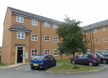 Thumbnail 2 bed flat to rent in Tai Maes, Mold, Flintshire